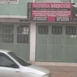Sastrería Mercor en Bogotá