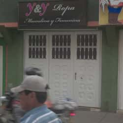 Y & Y Ropa en Bogotá