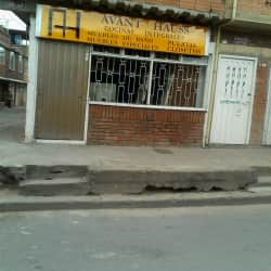 Avant Houss en Bogotá