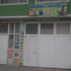 Heladería Y Frutería Yogui´S en Bogotá