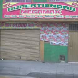 Supertiendas Megamax Carrera 86A  en Bogotá