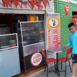 Hamburgerchata en Bogotá