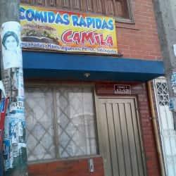Comidas Rápidas Camila en Bogotá
