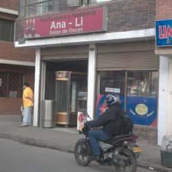 Panificadora Y Pastelería Ana-Li en Bogotá