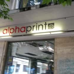 Alphaprint  en Santiago