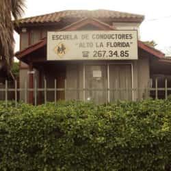 Escuela De Conductores Alto La Florida en Santiago
