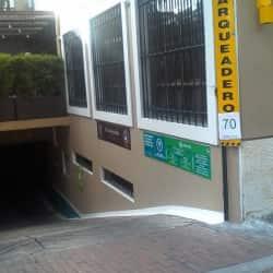 Parqueadero de la 118  en Bogotá