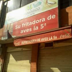 Su Fritadora de Aves la 5a en Bogotá