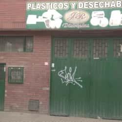 Jr Distriplas en Bogotá