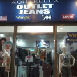 Acuarella Outlet Jeans en Santiago