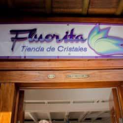 Fluorita Tienda de Cristales Hacienda Santa Bárbara  en Bogotá