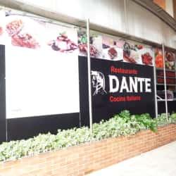 Dante Cocina Italiana Outlet La Floresta en Bogotá