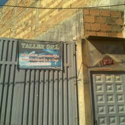 Taller Gill en Bogotá