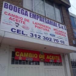 Bodega Empresarial G&S en Bogotá