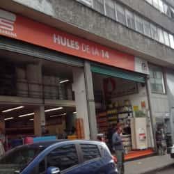 Plásticos Hules De La 14 en Bogotá