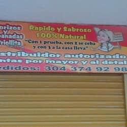 Chorizos Y Empanadas La Criollita en Bogotá