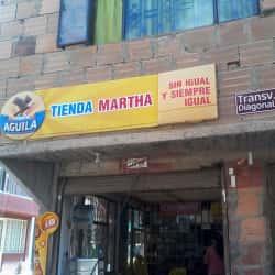 Tienda Martha en Bogotá