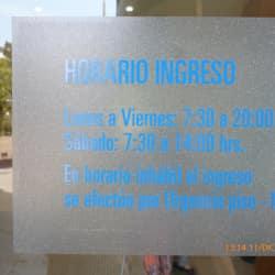 Clínica Vespucio en Santiago