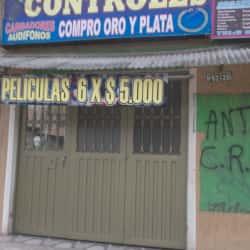 Controles en Bogotá
