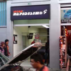 Inter Rapidisimo Carrera 18 en Bogotá