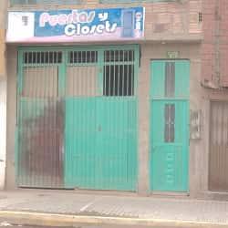 Puertas Y Closets en Bogotá