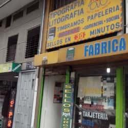 Tipografía Litografía Roka  en Bogotá