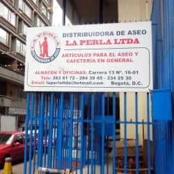 Distribuidora De Aseo La Perla LTDA en Bogotá