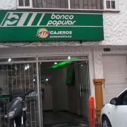Cajero Banco Popular Tecnologico Modelia  en Bogotá