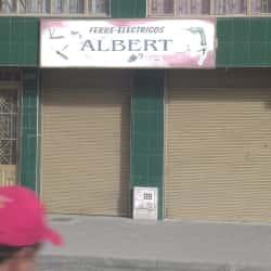 Ferrelectricos Albert en Bogotá