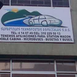 Supertours Transportes Especiales S.A.S en Bogotá