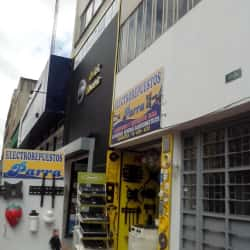 Electrorepuestos Parra en Bogotá