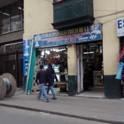Innovaciones Eléctricas de la 12 en Bogotá