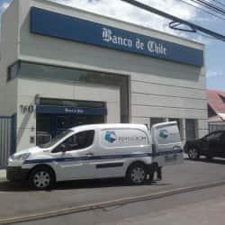 Banco de Chile - Apoquindo / Santa Magdalena en Santiago