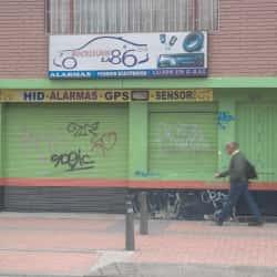 Bocelujos La 86 en Bogotá