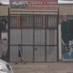 Depósito Montoya & Cruz en Bogotá
