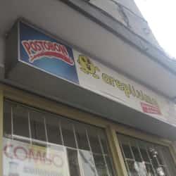 Arepiisima Carrera 5 con 21 en Bogotá