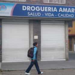 Droguería Amaru  en Bogotá