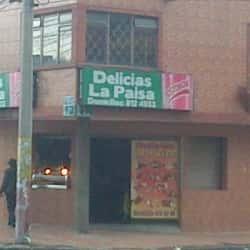 La Paisa en Bogotá