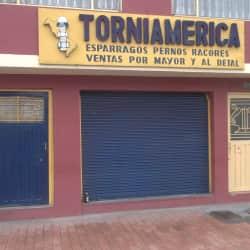 Torniamericana en Bogotá