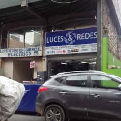 Luces & Redes en Bogotá