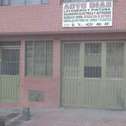Auto Díaz en Bogotá