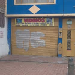 Vidrios Calle 59 en Bogotá