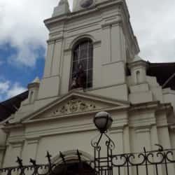 Parroquia de San Victorino la Capuchina en Bogotá