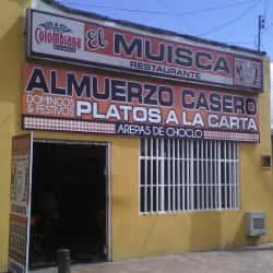 Restaurante Muisca en Bogotá