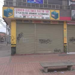 Electri Sur en Bogotá