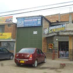 Estructuras Metálicas G Pérez en Bogotá