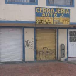 Cerrajería Auto J en Bogotá