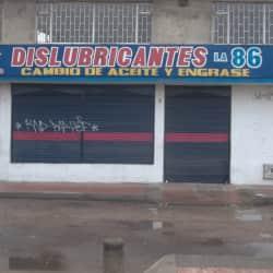 Dislubricantes La 86 en Bogotá