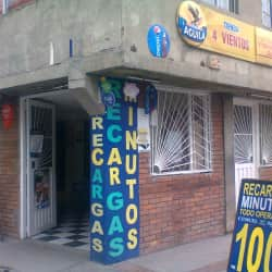 Tienda 4 Vientos en Bogotá