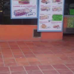 El Pollo Vallenato Parrilla Burguer en Bogotá